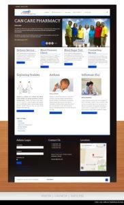 Hargreaves Memorial Hostpital Website