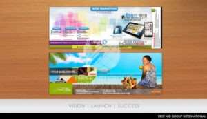First Aid Wealth Management Website